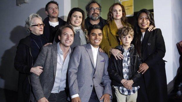 Mexicaanse Roma-acteur tóch naar de Oscars