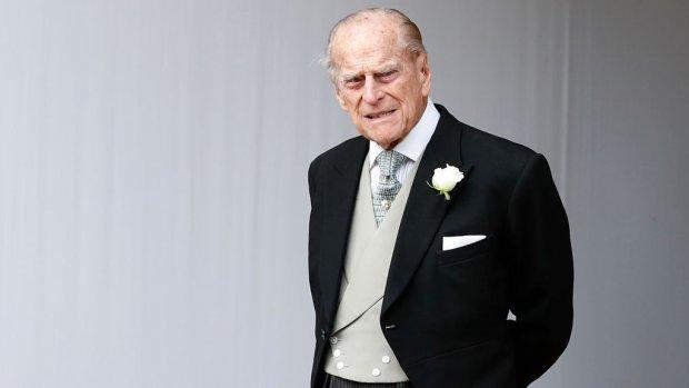 Britse prins Philip niet vervolgd voor verkeersovertredingen