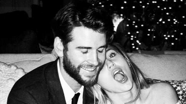 Miley Cyrus deelt nog meer romantische huwelijksfoto's