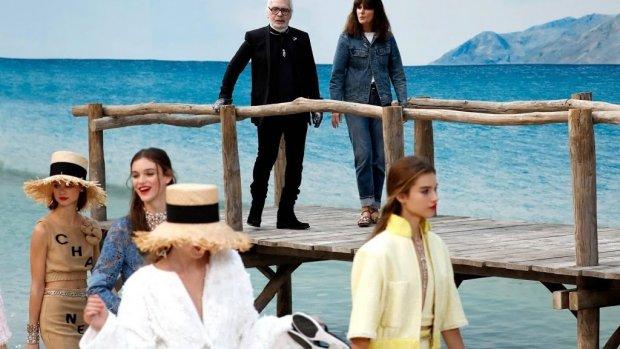Virginie Viard volgt Lagerfeld op bij Chanel