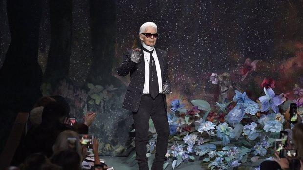 Karl Lagerfeld op 85-jarige leeftijd overleden