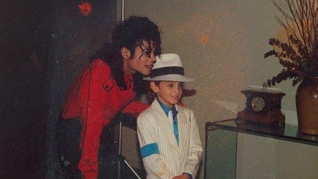 Eerste beelden schokkende Michael Jackson-docu