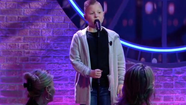 10-jarige Pietje verovert de harten van Nederland