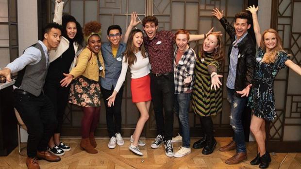 Dit wordt de cast van de High School Musical-serie