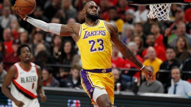 Space Jam 2 met LeBron James komt in 2021