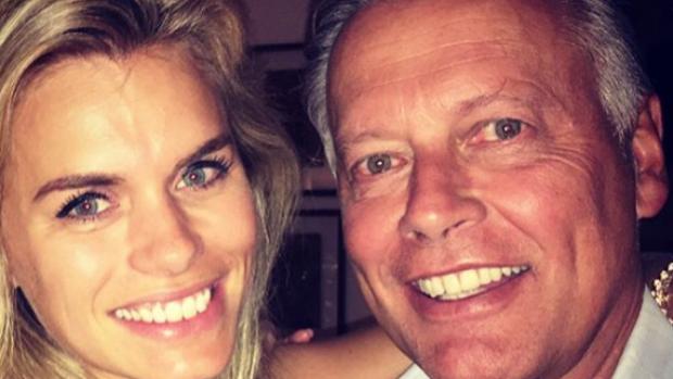 Twee arrestaties na brute roof vader van Nicolette van Dam