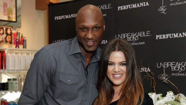 'Lamar Odom geeft om Khloé Kardashian en wil haar steunen'