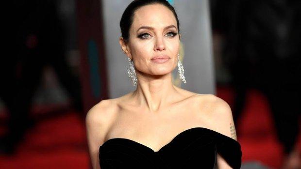 Angelina Jolie skipt Oscars voor haar kinderen