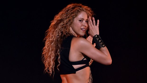 Shakira beschuldigd van belastingfraude