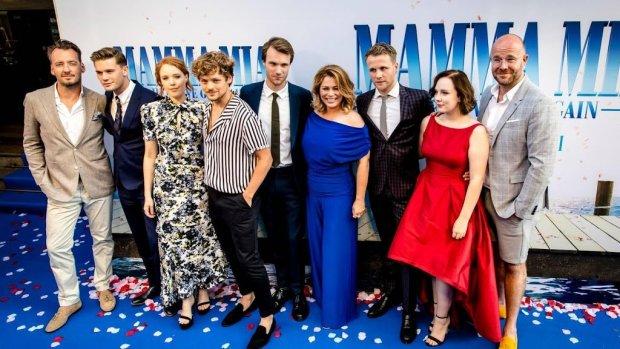 Musical Mamma Mia! denderend succes