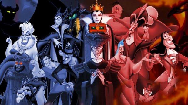Disney brengt alle bekende schurken bij elkaar in één serie