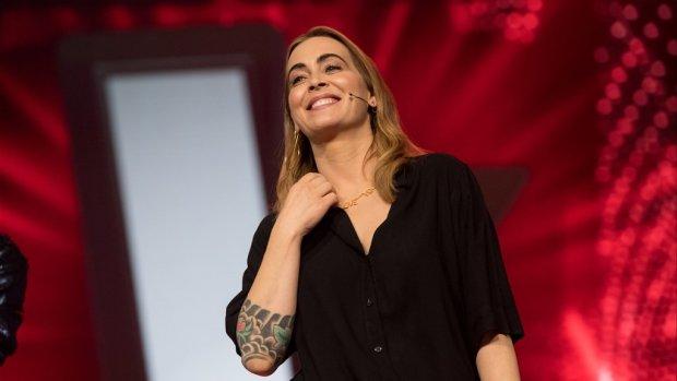 Anouk laat kinderen niet kijken naar The voice of Holland