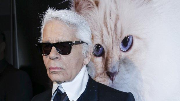 Kat Karl Lagerfeld kan flinke erfenis verwachten