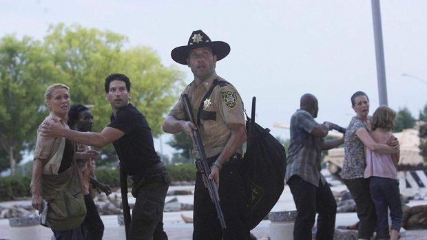 Yes! The Walking Dead staat vandaag op Netflix