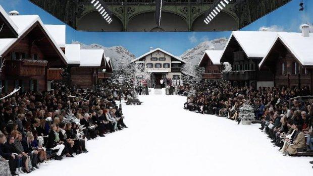 Laatste collectie Karl Lagerfeld gepresenteerd