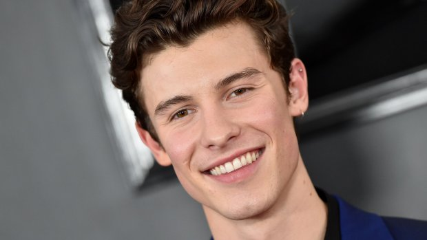 Shawn Mendes gespot in Amsterdam