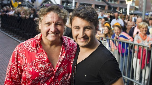 Danny Froger: 'Ik wil de Toppers overnemen'