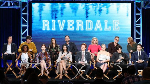 Aflevering Riverdale opgedragen aan Luke Perry