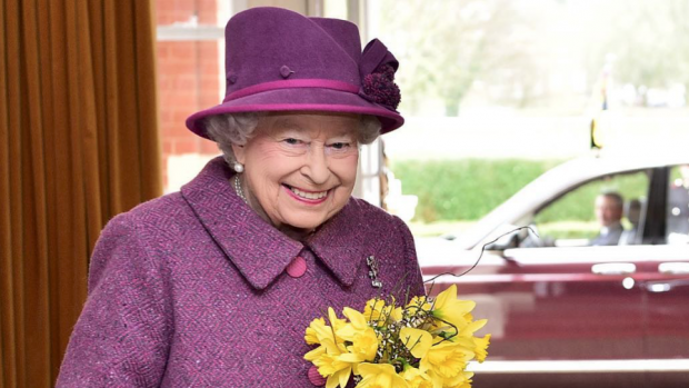 The Queen plaatst voor het eerst bericht op Instagram