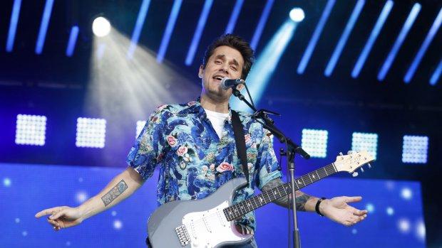 John Mayer komt naar Nederland