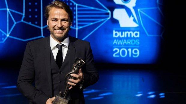 John Ewbank geëerd met oeuvreprijs bij Buma Awards