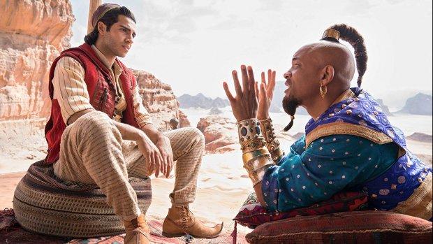 Dit zijn de eerste beelden van Disney-klassieker Aladdin