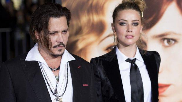 Amber Heard verbrijzelde hand Johnny Depp met Wodkafles
