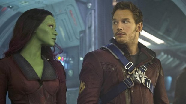 James Gunn tóch regisseur Guardians Of The Galaxy