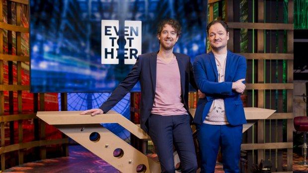 Nieuwe show Even tot hier trekt miljoen kijkers