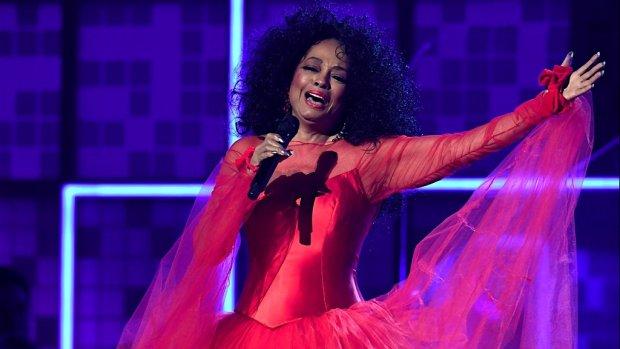 Het roerige leven van 'Diamond Diva' Diana Ross