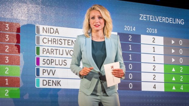 Verkiezingen stellen hoge eisen aan Dionne Stax