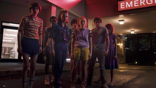 Eindelijk is hij er: De trailer van Stranger Things seizoen 3