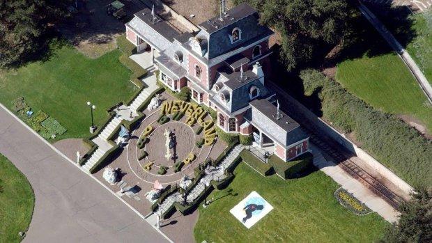 'Neverland ranch wordt waarschijnlijk gesloopt'