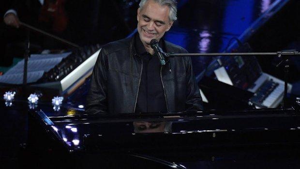 Andrea Bocelli komt met extra show in Ziggo Dome