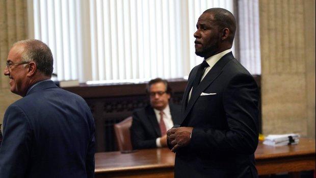 R. Kelly vraagt meer tijd bij rechter