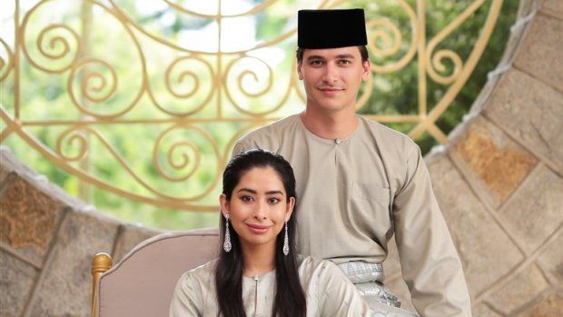 Onderscheiding voor Nederlandse prins Dennis in Maleisië
