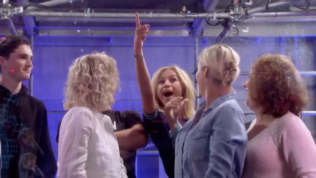 The Voice Kids-kandidaat ziet Wendy aan voor Chantal