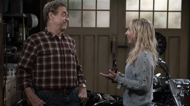 Roseanne spin-off The Conners krijgt tweede seizoen