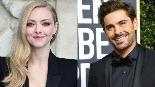 Amanda Seyfried en Zac Efron in nieuwe Scooby Doo-film