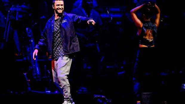 Justin Timberlake schenkt concertopbrengst aan goed doel