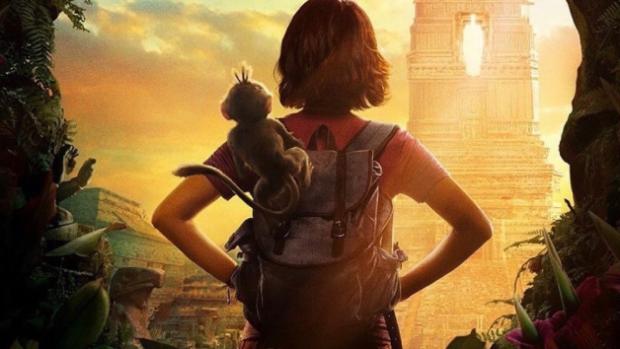 Fans zijn verdeeld over eerste Dora the Explorer-trailer
