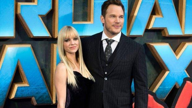 Chris Pratt en ex Anna Farris willen nog samen op vakantie