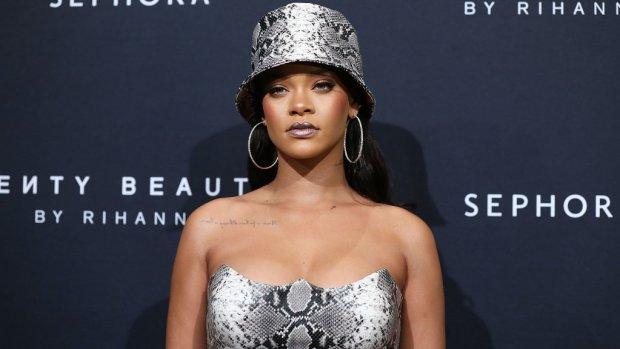 'Rihanna is verloofd met miljardair'
