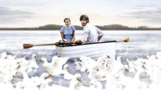 Hou je vast: The Notebook komt naar Netflix