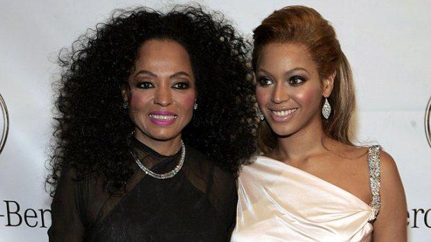 Beyoncé doet bijzonder eerbetoon aan Diana Ross