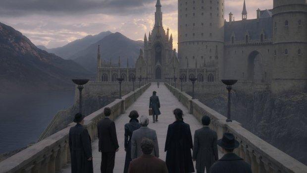Krijg een exclusief kijkje in de wereld van Fantastic Beasts: ...