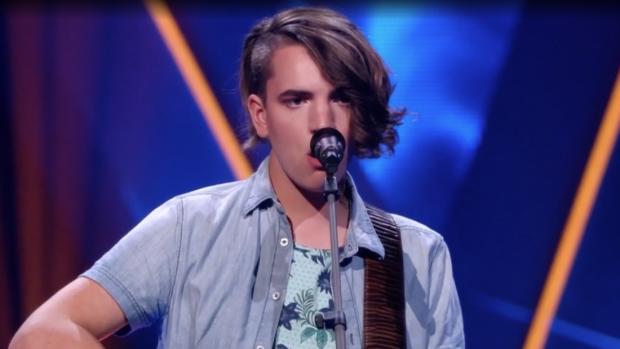 The Voice Kids-coaches draaien massaal voor talentje Robin