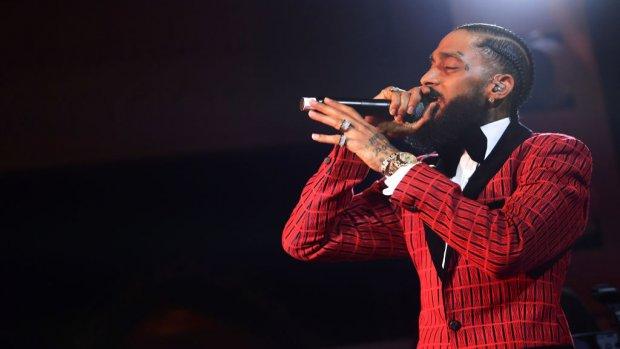 Rapper Nipsey Hussle (33) doodgeschoten