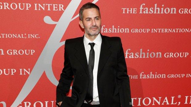 Modeontwerper Marc Jacobs in huwelijkbootje gestapt