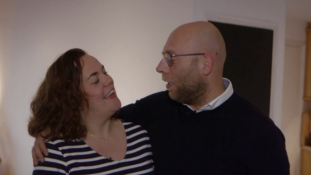 Married at First Sight-Patty en Bram in verwachting